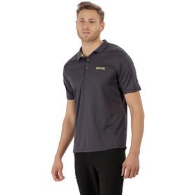 Regatta Maverik IV - Camiseta manga corta Hombre - gris